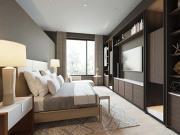 Gợi ý cách đặt giường trong phòng ngủ khai thông vận trình